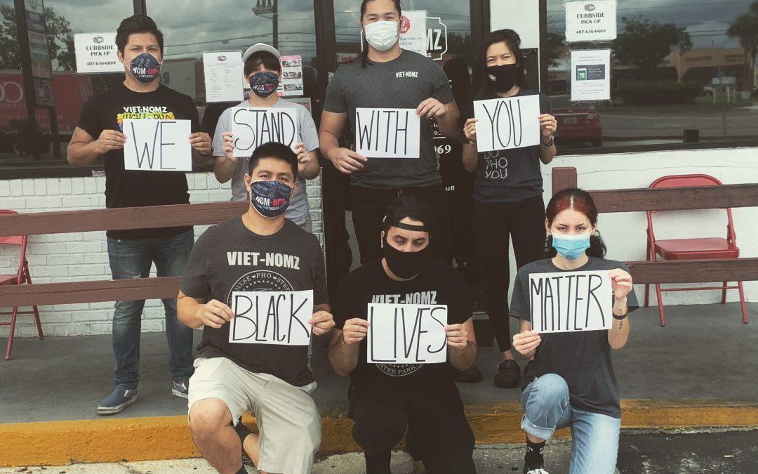 Black Lives Matter, always and forever